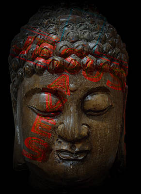Oriental Tattoo Digital Art - Sleep by Daniel Hagerman