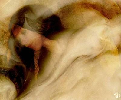 Bed Quilts Digital Art - Sleep Well by Gun Legler