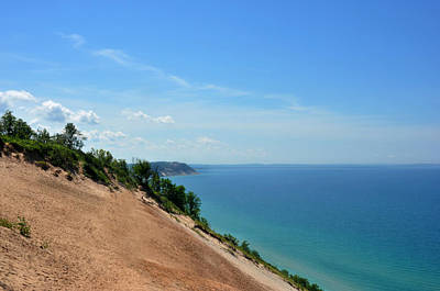 Photograph - Sleeping Bear Dunes by Diane Lent