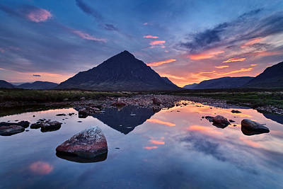 Sleeping Giant - Buachaille Etive Mor Art Print