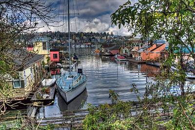 Photograph - Sleepless In Seattle by Spencer McDonald