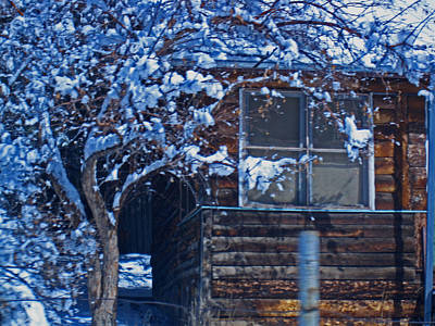 Photograph - Sleepy Cabin In Beulah by Tammy Sutherland