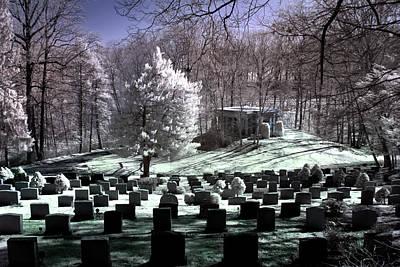 Photograph - Sleepy Hollow Cemetery by Dave Beckerman