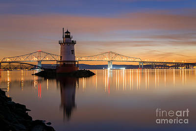 Sleepy Hollow Light Reflections  Art Print