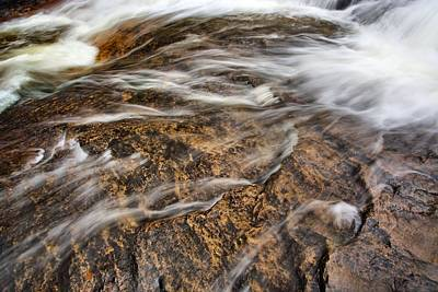Photograph - Slick Rock Sheets by David Andersen