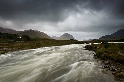 Photograph - Sligachan by Stephen Taylor