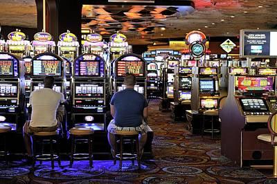 Slot Machines Art Print by Bildagentur-online/mcphoto-schulz