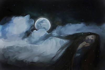 Digital Art - Slumberland by Hazel Billingsley