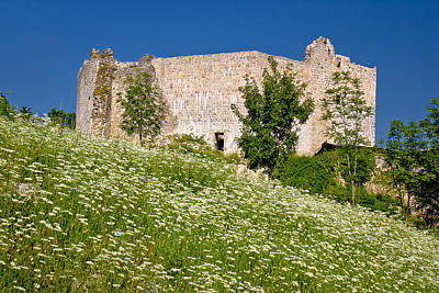 Photograph - Slunj Old Fortress In Green Nature by Brch Photography