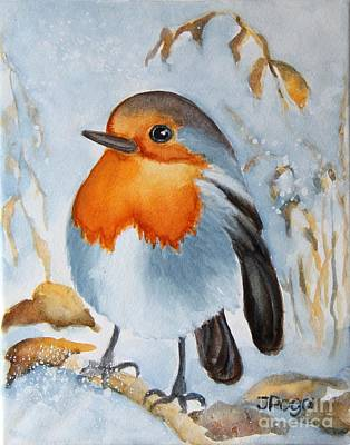 Painting - Small Bird by Inese Poga