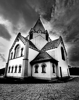 Photograph - Small Church by Jose Maciel