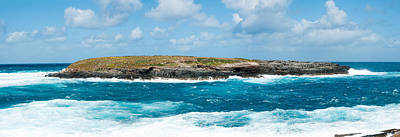 Kangaroo Island Photograph - Small Island In The Sea, Flinders Chase by Panoramic Images