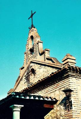 Photograph - Small Spanish Chapel by Sarah Loft