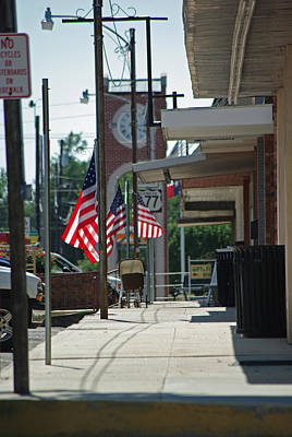 Photograph - Small Town America by Robyn Stacey