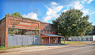 Photograph - Small Town by Linda Brown