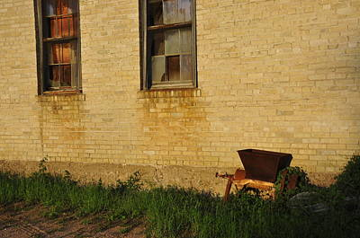 Photograph - Small Town's Secret by Cherie Haines