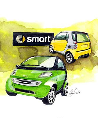 Smart Painting - Smart by Yoshiharu Miyakawa
