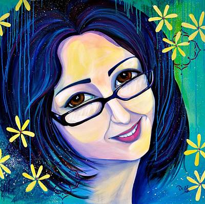 Painting - Smarty Pants by Debi Starr
