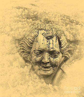 Smile Angel Art Print by Yury Bashkin