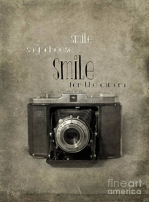 Photograph - Smile by Jill Battaglia
