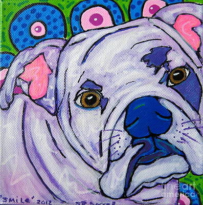 Painting - Smile by Susan Sorrell