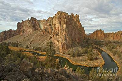 Photograph - Smith Rock by Adam Jewell