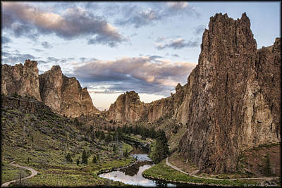 Photograph - Smith Rock by Erika Fawcett
