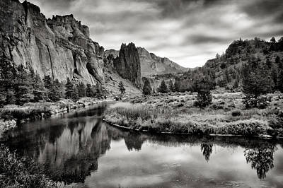 Photograph - Smith Rock State Park 2 by Robert Woodward