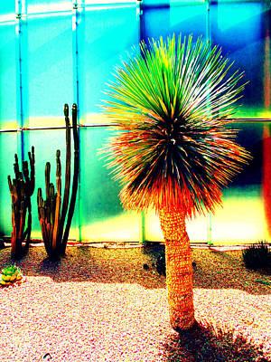 Mixed Media - Smoca Flora by Michelle Dallocchio