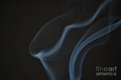 Smoke 1 Art Print