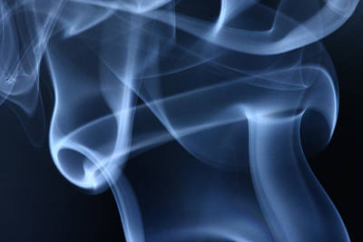 Photograph - Smoke 4 by Daniel Reed