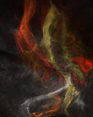 Photograph - Smoke Dance by Dennis James
