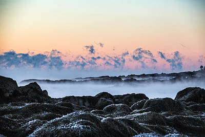 Photograph - Smoke On The Water by Robert Clifford