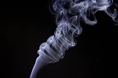 Photograph - Smoke by Patrick Boening