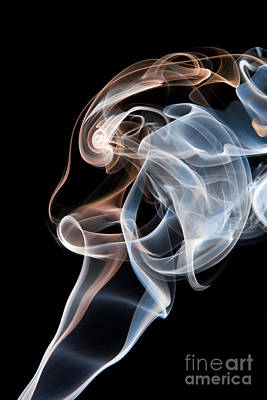 Photograph - Smoke by Phillip Hayson