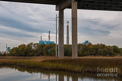 Photograph - Smoke Stack by Dale Powell