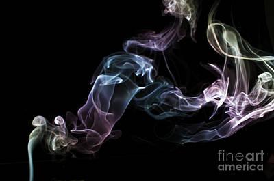 Photograph - Smokey 16 by Steve Purnell