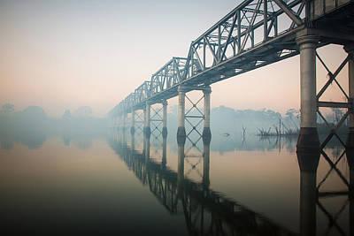 Photograph - Smokey Burnett 2 by Brad Grove
