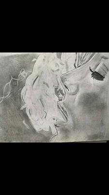 Smokey Day Dreams Original by Michael Poulson