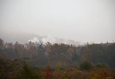 Photograph - Smokey Mountain Dawn by Maria Urso