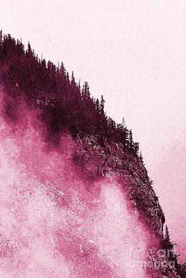 Smokey Mountain Art Print by John Kreiter