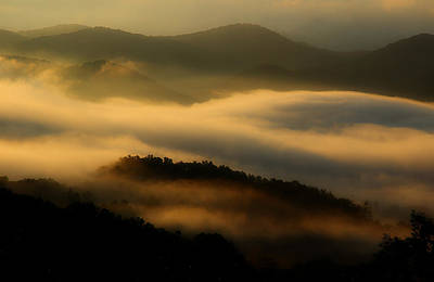 Photograph - Smoky Mountain Spirits by Michael Eingle