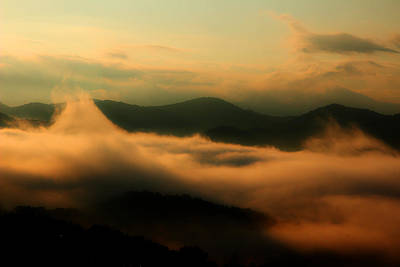 Photograph - Smoky Mountain Whispers by Michael Eingle