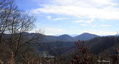 Photograph - Smoky Mountains by Debra Forand