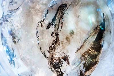 Photograph - Smoky Quartz Crystal by Jenny Rainbow