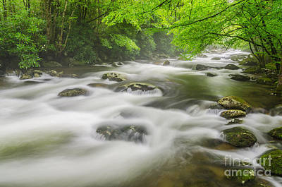 Photograph - Smoky River by Anthony Heflin