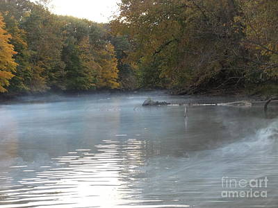 Photograph - Smoky Water by Deborah DeLaBarre