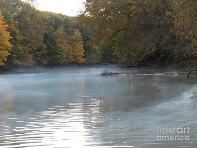 Photograph - Smoky Water by Deborah DeLaBarre