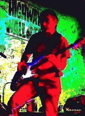Photograph - Smoldering Bassman by Sadie Reneau