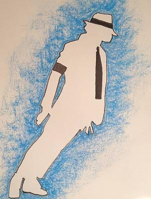 Smooth Criminal Art Print by Peter Virgancz